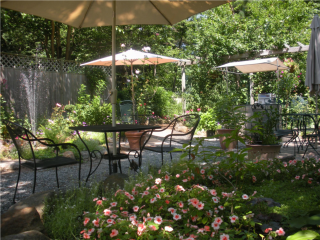 The Rose Garden Patio