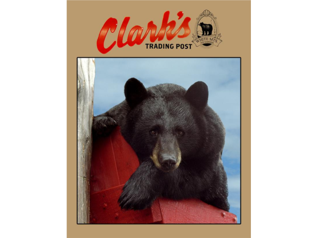 We can BEARLY wait to see you at Clark's!