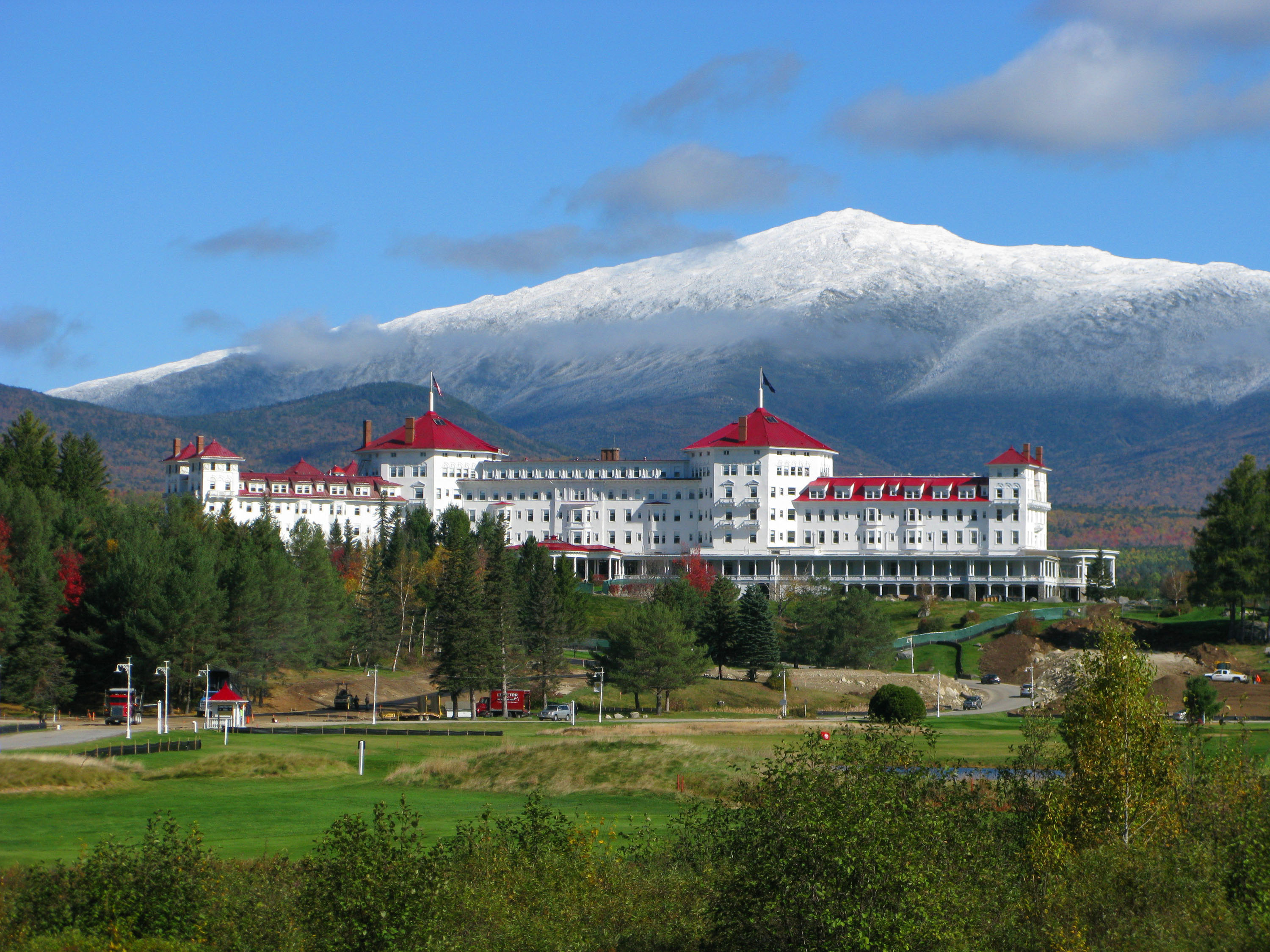 Omni Mt. Washington Resort