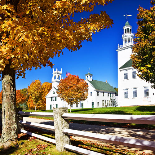 New Hampshire Fall Colors Best Time 2019 Visit NH : Foliage Tracker